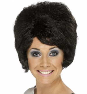 60'S Beehive Wig, Blonde, Black or Auburn